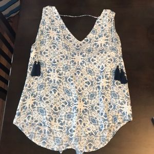 Jessica Simpson Summer Top Size S